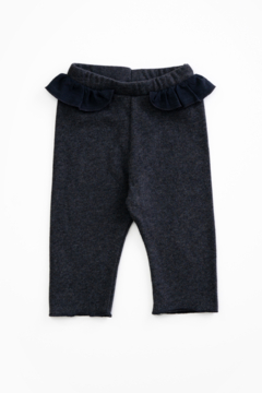 Shoptiques Product: Play Up Organic Cotton Jersey Leggings with frill for baby girls