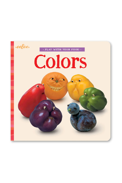 Eeboo Play With Your Food: Colors - Alternate List Image