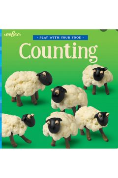 Eeboo Play With Your Food Counting - Alternate List Image
