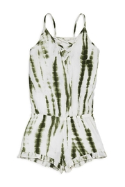 Play Six Tie Dye Romper - Product Mini Image