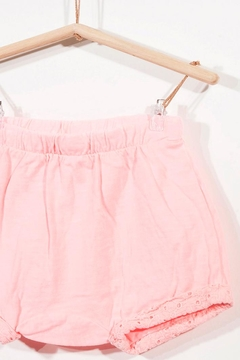 Play Up Coral Bubble Shorts - Alternate List Image