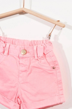 Play Up Neon Cuff Shorts - Alternate List Image