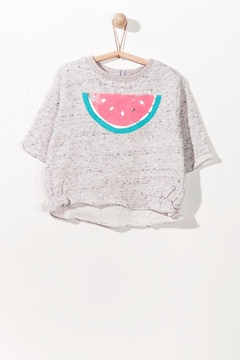 Shoptiques Product: Watermelon Sweatshirt
