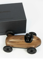 PlayForever Car Walnut Roadster - Product Mini Image