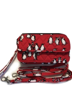 Vera Bradley Playful Penguins All-In-One - Product List Image