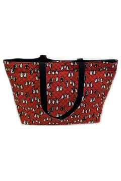 Shoptiques Product: Playful Penguins Grand-Tote
