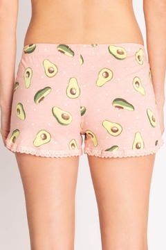 PJ Salvage Playful Print Avocado - Alternate List Image