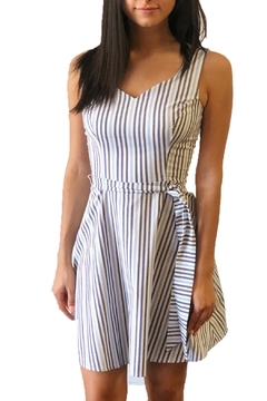Shoptiques Product: Playful Striped Dress