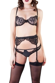 Playful Promises Elsa Suspender Belt - Product Mini Image