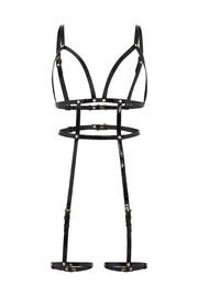 Playful Promises Harness Bra/legs - Front cropped