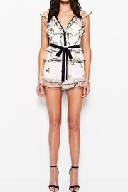 Alice McCall  Playsuit Porcelain Berry - Product Mini Image