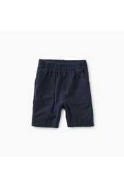 Tea Collection Playwear Baby Shorts - Front cropped