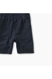 Tea Collection Playwear Baby Shorts - Front full body