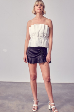 Do & Be Pleat Me Out Top - Alternate List Image