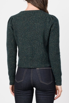 Margaret O'Leary Pleated Crew Neck - Alternate List Image