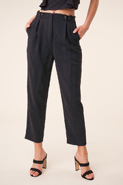 Sugarlips Pleated Cropped Trousers - Other