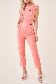 Sugarlips Pleated Cropped Trousers - Product List Image