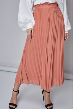 Do & Be Pleated culotte - Product List Image