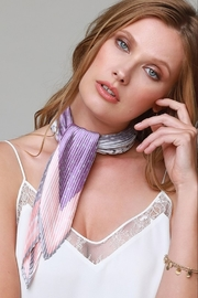 Urbanista Pleated Diamond Scarf - Product Mini Image