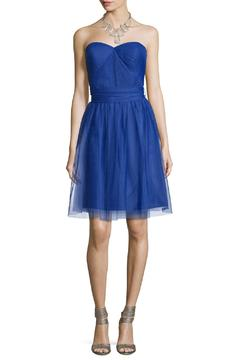 Shoptiques Product: Pleated Fit and Flare Dress