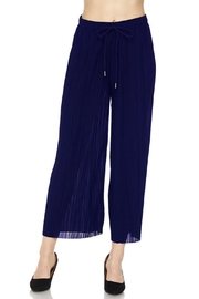 New Mix Pleated Gaucho - Front cropped