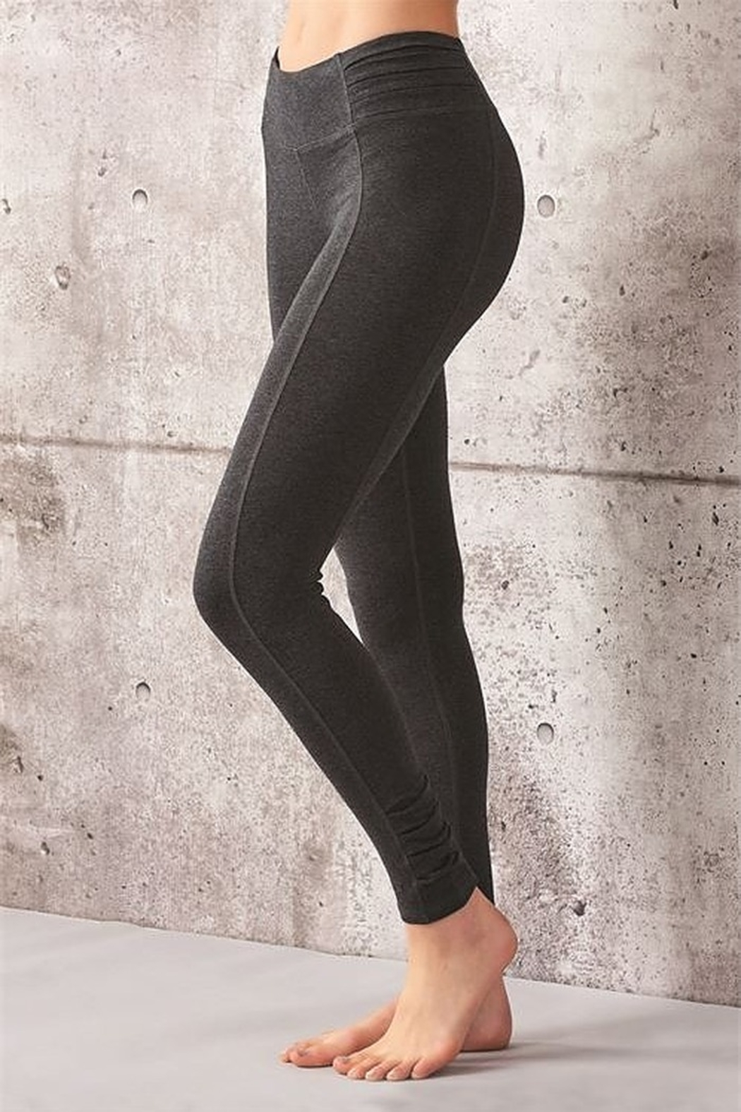 Gift Craft Pleated Leggings - Main Image