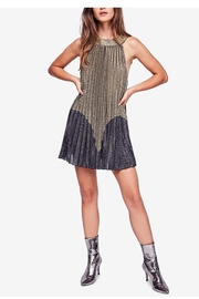 Free People Pleated Love Mini - Product Mini Image