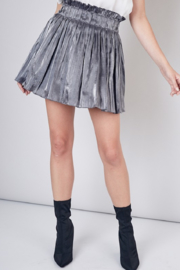 Do & Be Pleated Miini - Front cropped