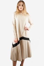 Yuki Tokyo Pleated Oversized Dress - Product Mini Image