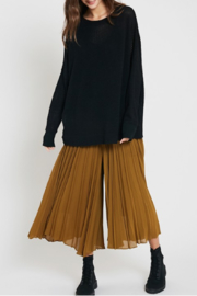 Wishlist Pleated Palazzo Pants - Product Mini Image