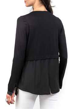 Lola & Sophie Pleated Pintuck Front Top - Alternate List Image
