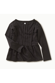 Tea Collection Pleated Pintuck Top - Product Mini Image