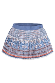 Mayoral Pleated Printed Skirt - Front cropped