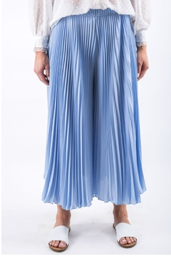 Shoptiques Product: Pleated Wide Culottes