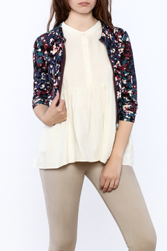 Shoptiques Product: Lovely Cropped Sweater