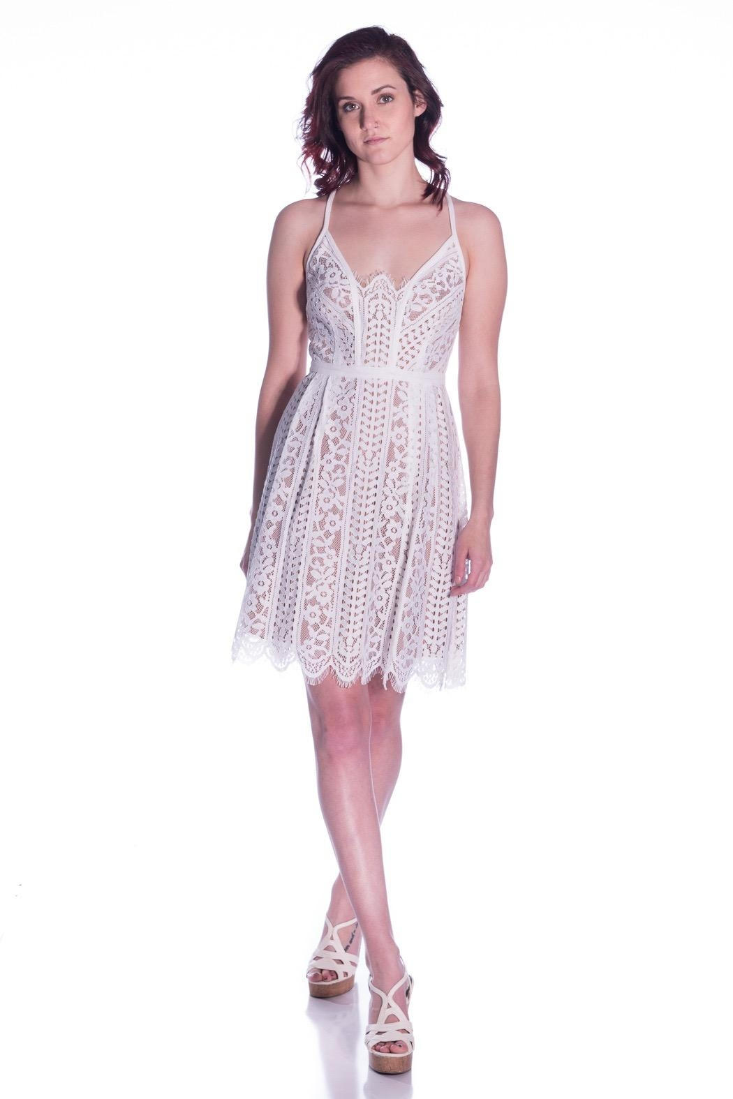Plenty by Tracy Reese Angelic Lace Dress - Main Image