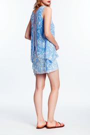 Plenty by Tracy Reese Flyaway Shift Dress - Front full body