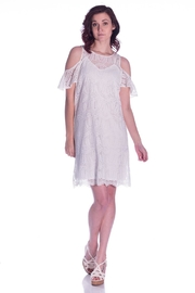 Plenty by Tracy Reese Lace Shift Dress - Product Mini Image