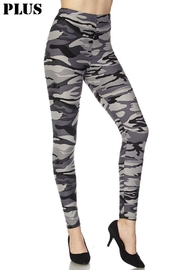 New Mix Plgray Camo Legging - Product Mini Image