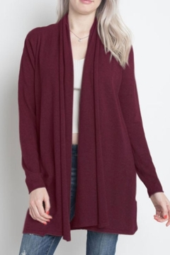 Dreamers Plum Open-Soft Cardigan - Product List Image