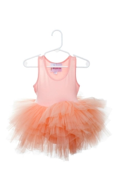 Shoptiques Product: Peach Tutu Dress