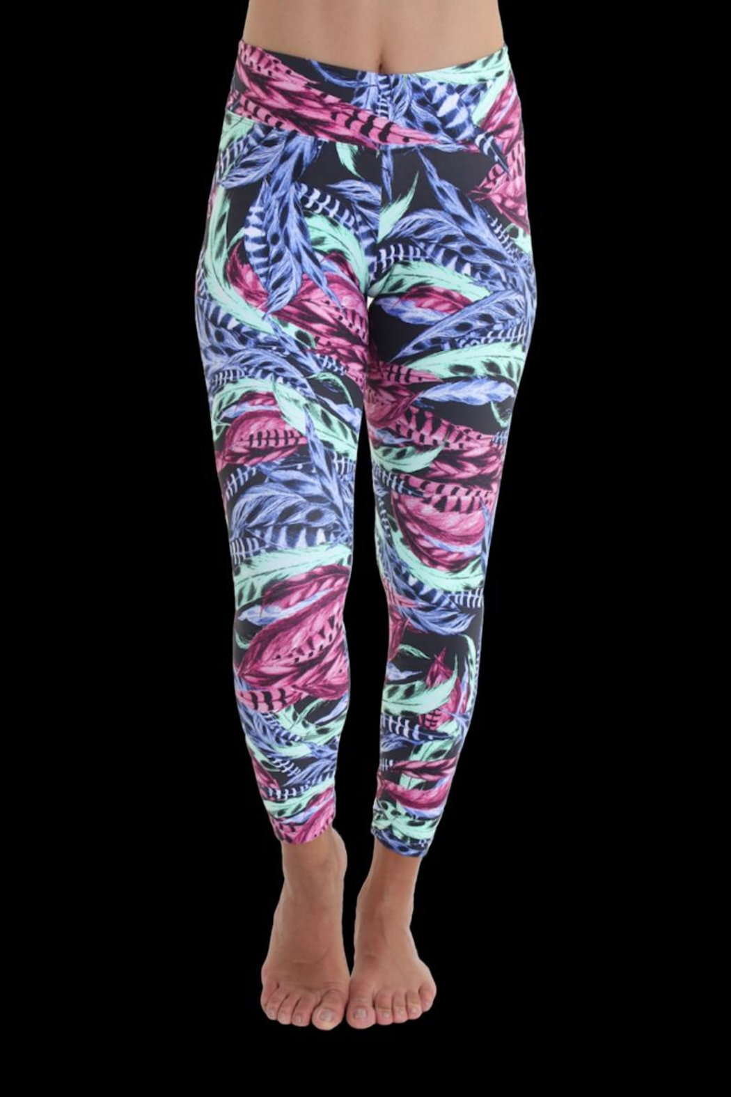 Liquido Active Plumage Legging - Main Image
