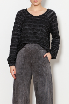 Plume and Thread Bobbie Pullover Sweater - Product List Image