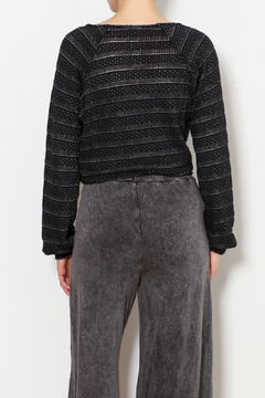 Plume and Thread Bobbie Pullover Sweater - Alternate List Image