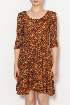 Plume and Thread Floral Ballet Dress - Product List Image