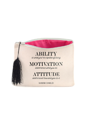 B Plus Printworks Ability Cosmetics Bag - Product Mini Image