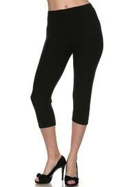 New Mix Plus Capri Legging - Product Mini Image