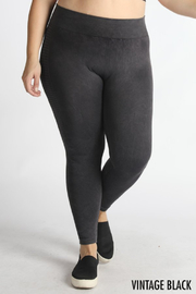 Nikibiki Plus Size Ladder Leggings - Product Mini Image