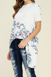 annabelle Plus Size Top - Side cropped