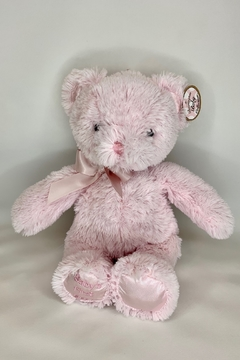 "Bearington Baby Collection Plush 12"" pink baby bear - Product List Image"